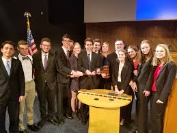 high school mock trial program grady high school 2017 state champion