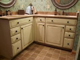 painted kitchen cabinets vintage cream: antique stained cabinets kitchen cabinet countertop color excerpt loversiq