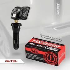<b>Autel MX</b>-<b>Sensor</b> 315&433MHz 2in1 Programmable Universal ...