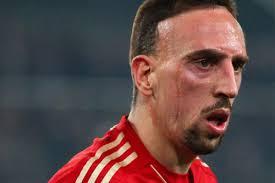 Franck Ribery musste wegen eines Blutergusses am Gesäß operiert werden.