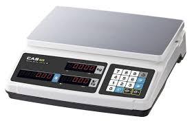 <b>Весы</b> торговые <b>CAS PR</b>-<b>30</b> B (LCD, II) — купить в КленМаркет.ру ...