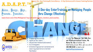 change management training in the training change management training in the