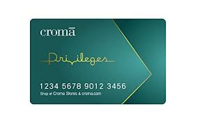 Croma Gift Card - Rs.1000 : Amazon.in: Gift Cards