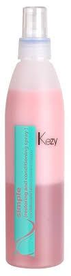 KEZY <b>несмываемый спрей</b>-<b>кондиционер для волос</b> Simple ...