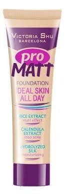 Купить <b>матирующий тональный крем для</b> лица Pro Matt ...