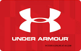 Under Armour® gift cards - Clothing & Accessories | eGifter
