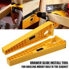 Anauto <b>2pcs Drawer</b> Slide <b>Jig</b> for <b>Cabinet</b> Draw Slides <b>Mounting</b> ...