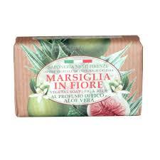 Купить итальянское <b>мыло Marsiglia in Fiore</b> с экстрактом инжира ...