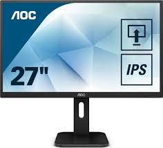 <b>Монитор AOC 27P1</b>, черный — купить в интернет-магазине ...