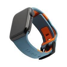 Civilian <b>Silicone</b> Watch <b>Strap</b> for Apple Watch Secure Durable ...