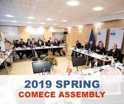 "COMECE Assembly ""<b>Autumn 2019</b>"" to focus on <b>EU</b> ecological ..."