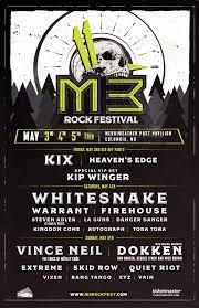 M3 <b>Rock Festival</b>