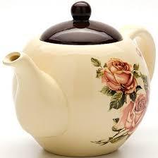 """<b>Заварочный чайник</b> 950мл """"РОЗЫ"""" <b>Loraine</b>"""