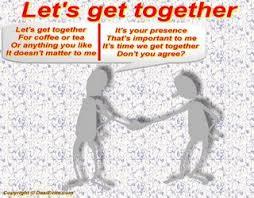 Free Online Get together Invitation