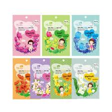 Листовая <b>маска для лица</b> Mijin Care <b>Daily</b> Dewy Mask Pack, цена ...