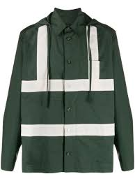 <b>Craig</b> Green <b>Куртка</b>-Рубашка С Капюшоном -20%- Купить В ...