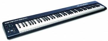 Купить <b>MIDI КЛАВИАТУРА M-AUDIO KEYSTATION</b> 88 II с ...