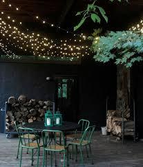 twinkle lights backyard party lighting ideas