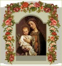 Resultado de imagen para bendecido domingo con jesus y maria