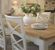 Of Painted Dining Room Tables Cottage Oak And Painted Small Extending Dining Table Oak