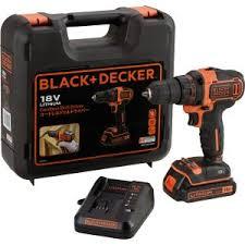 Купить <b>BLACK</b>+<b>DECKER</b> BDCDD186K1B-QW <b>аккумуляторная</b> ...