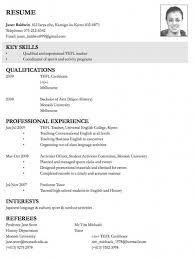 examples of resumes resume format for internal job application 87 marvelous job resume format examples of resumes