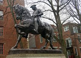paul revere s ride by longfellow wandering through time and place paul revere still rides boston part 2
