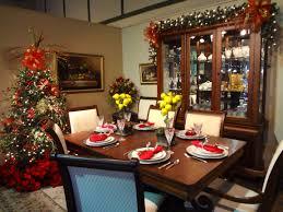Holiday Dining Room Decorating Elgant Decor Dining Jhoneslavaco