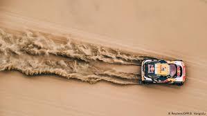 <b>Dakar Rally</b> moves to Saudi Arabia for 2020 race   News   DW ...