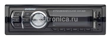 Купить <b>Автомагнитола Digma DCR-350R</b> в интернет-магазине ...