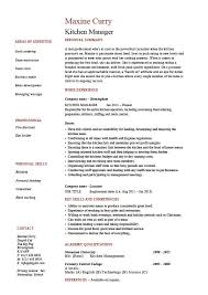 kitchen manager resume  example  sample  cooking  food  dining    kitchen manager resume  example  sample  cooking  food  dining  key skills  job description  career