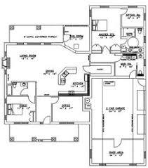 images about ICF House on Pinterest   Home Plans  Idea Plans    Plan W GH  Corner Lot  Metric  Ranch  Northwest House Plans Home Designs