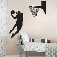 <b>Basketball Wall</b> Stickers NZ