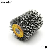 <b>1 pcs</b> 100*<b>120</b>*13mm Abrasives Wire Brush <b>Wheel</b> for 9741 <b>Wheel</b> ...