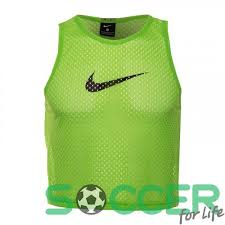 <b>Манишка Nike Training</b> Bib 910936-313 цвет: салатовый 44799 ...