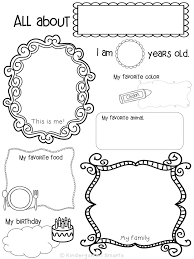 1000+ ideas about All About Me on Pinterest | All About Me Book ...repinned by @PediaStaff – Please Visit for all our pediatric therapy pins