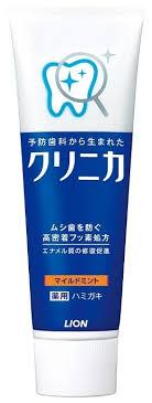 <b>Зубная паста</b> Lion Clinica <b>Мягкая</b> мята — купить по выгодной ...