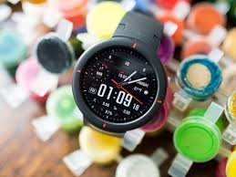 <b>Amazfit Verge</b> review: An excellent $160 smartwatch for fitness ...