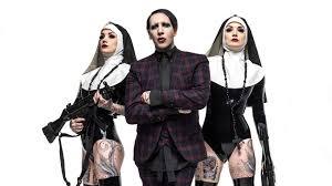 Perou on his most striking <b>Marilyn Manson</b> photos   British GQ