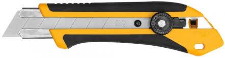 <b>Нож OLFA</b> с выдвижным лезвием, двухкомпонентный корпус ...