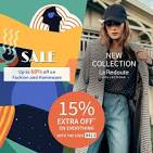 <b>La Redoute</b> : Winter Sales on French fashion online, womenswear ...