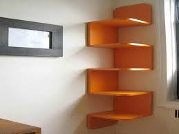 image of modern corner shelf bedroom furniture corner units