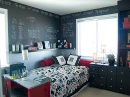 red wall paint black bed:  bedroom red black bedrooms