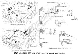 wiring diagram ford bronco wiring diagram schematics ford truck technical drawings and schematics section h wiring