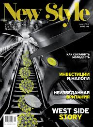 New Style Magazine Issue 192 June 2020 by New Style Magazine