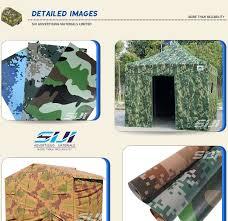 High quality <b>camouflage</b> fabric <b>PVC</b> coated tarpaulin military tent ...