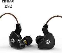 <b>KBEAR KS2</b> in Ear Monitors,H HIFIHEAR 1BA 1DD Stereo in ...