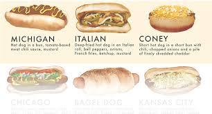 40 Ways The <b>World Makes</b> Awesome Hot <b>Dogs</b>: An Illustrated Guide
