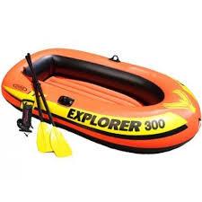 <b>Лодка</b> надувная трехместная <b>Intex Explorer</b>-<b>300</b>-Set 58332NP ...