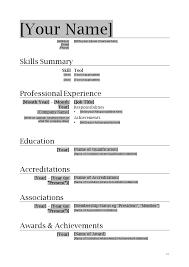 Breakupus Terrific Professional Resume Template Codecountryorg